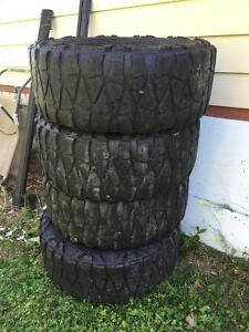 Nitto mud tire 37x13.5R20 LT for sale