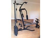 York fitness foldable multigym