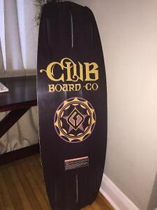 CWB MARIUS PLATINUM WAKEBOARD with boots and bindings London Ontario image 1