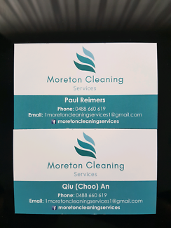Moreton Cleaning Services Deception Bay Caboolture Area Preview