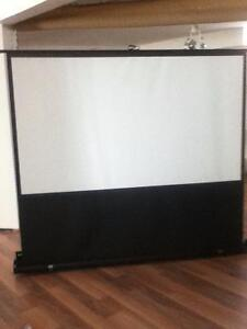 Projection screen West Island Greater Montréal image 1