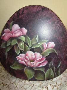 Decorative tole painted box