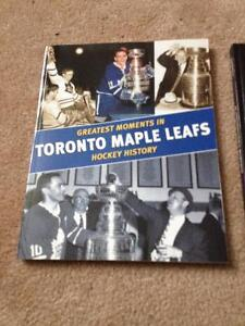 2 TML 50 unforgettable moments in hockey & TML hockey history$25 Cambridge Kitchener Area image 3