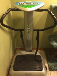 silver mink vibration machine