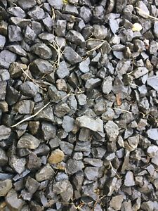 Landscaping Charcoal Coloured Rocks Ridgewood Wanneroo Area Preview