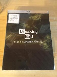 Breaking Bad, The Complete Series (Brand New)