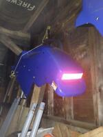 New holland tractor fenders