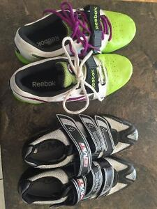 Spin and CrossFit Shoes