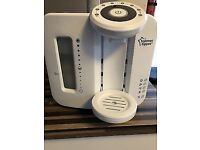 Tommee tippee perfect prep bottle maker & steriliser