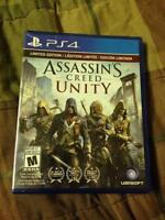 PS4 Assassiins creed Unity for sale