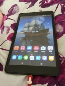 Alcatel one touch pop 8 Android tablet