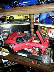 1:12 diecast car Franklin mint 67 Vette Convert. AMAZING