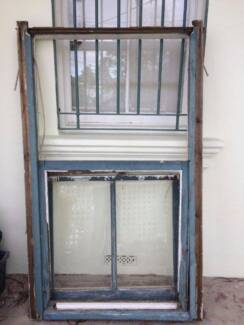 WIndow timber Double hung from 1890's terrace