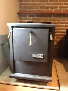Large RSF Energy wood stove for sale