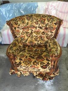 sofa et fauteuil à donner