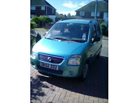 SUZUKI WAGON R EXCELLENT RUNNER VERY LOW MILAGE 4 NEW TYRES AND MOT TILL 2017 ACE MOTOR GE