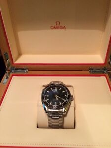 Omega watch box only Box Hill South Whitehorse Area Preview