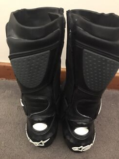 Wanted: Alpine star boots