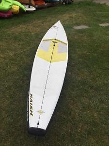 14' Naish Javelin Race Paddleboard