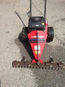 Troy built sickle mower