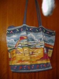 BEACH BAG....BEAUTIFUL North Shore Greater Vancouver Area image 1
