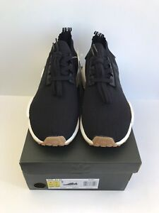 Adidas NMD R1 PK Black Gum Size Mens US 8 BRAND NEW Chatswood Willoughby Area Preview