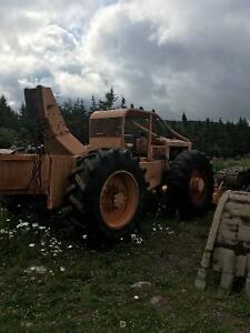 230D Timberjack skidder for sale