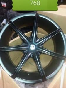 2 COLORS - NEW! 22 WHEELS - 5 AND 6 LUGS - RAM f150 chevy 1500 escalade navigator 300 CHARGER GRAND CHEROKEE - 768$1,290
