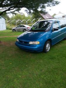 1995 Ford Windstar  for parts