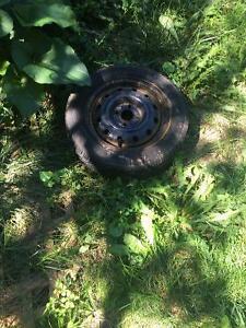 Selling winter tires Cambridge Kitchener Area image 2