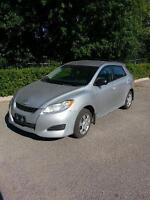 2010 Toyota Matrix Hatchback AWD