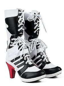 Cosplay Harley Quinn Boots
