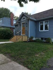Renovated house for rent in Jones Lake / Old West End