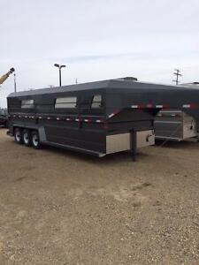 2017 NORBERT Cattle or Horse trailers, different sizes!