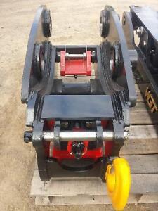 WGT - Excavator Coupler/Quick Hitch Belleville Belleville Area image 3