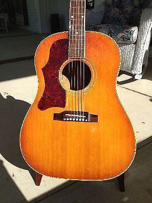 vintage acoustic guitar pickup ebay