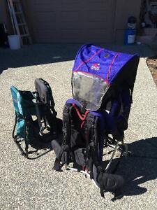Child Back Carrier Pack