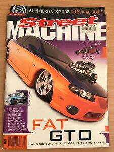 Street Machine January 2005 Isaacs Woden Valley Preview