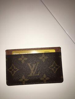 Louis Vuitton Genuine Cardholder Wallet