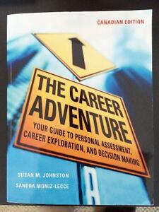 The Career Adventure textbook - Canadian edition