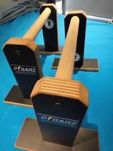 Parallettes - High End Quality - Built in the US Parkville Melbourne City Preview