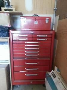 Beach Tool Chest and box
