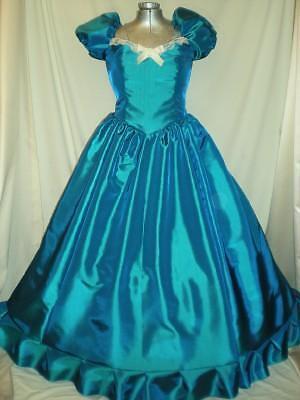 Southern Belle Civil War Nutcracker Old West SASS Ball Gown Dress, 34