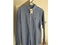 Ralph Lauren Mens Shirt, Medium