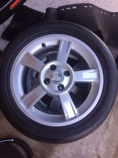 Holden Astra 4stud (4x100) mags