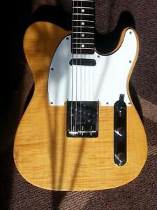 Fender Telecaster 'Foto Flame' '62 RE-ISSUE MIJ USED