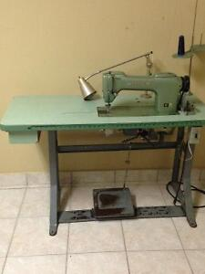 CONSEW - machine a coudre industriel -
