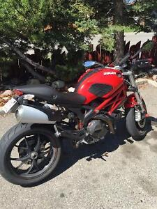 2012 Ducati Monster 796 with ABS