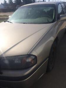Chevy Impala 2001