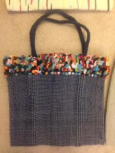 New Very Strong Woven Cotton Bags Kitchener / Waterloo Kitchener Area image 3